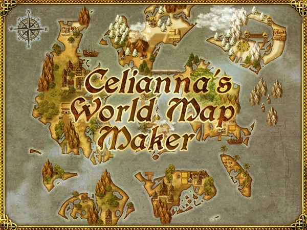 Celianna's World Map Maker