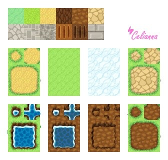 Celianna's Parallax Tiles