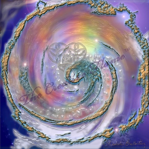 Cosmic Re-Creation - Small