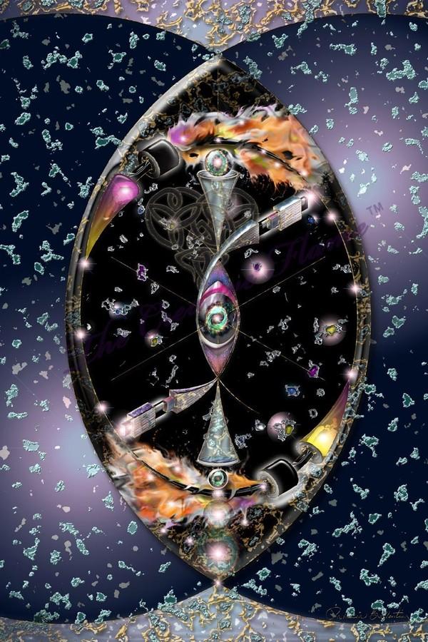 Cosmic Crucible - Small