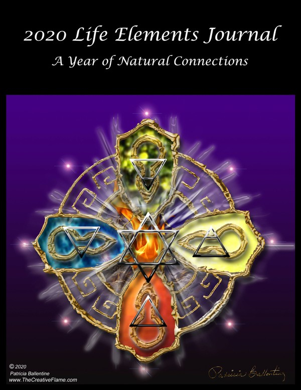 2020 Life Elements Journal: A Year of Natural Connections