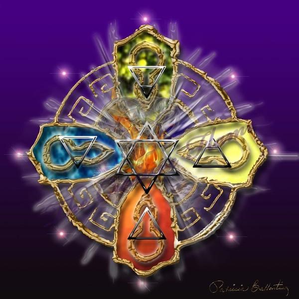 Alchemic Keys to Oneness - Large