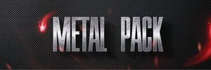 METAL Photoshop Pack