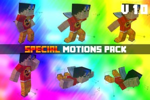 [1.0] SPECIAL Motions Pack - by TheAdryano99