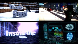 Minecraft Style Intro - by TheAdryano99