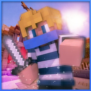 Complicated Minecraft Profile Picture ( Extruded )