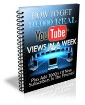 FREE eBook PDF With Master Resell Rights MRR Get 1000 real YouTube video view in 1 week
