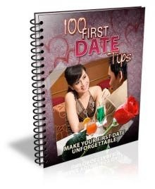 FREE eBook 100 First Date Tips including First Date Questions
