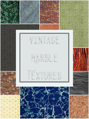 Vintage Marble Texture