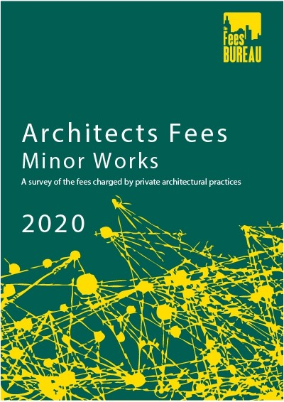 Architects Fees - Minor Works 2020 Edition PDF Digital Download
