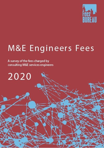 M and E Services Engineers Fees 2020 edition PDF Digital Download