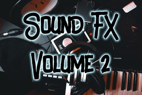 Jamie Fenns's Sound FX pack 2