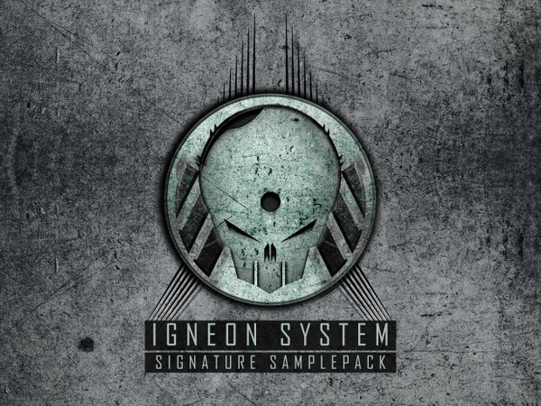 "Igneon System  ""Signature""  Sample Pack"