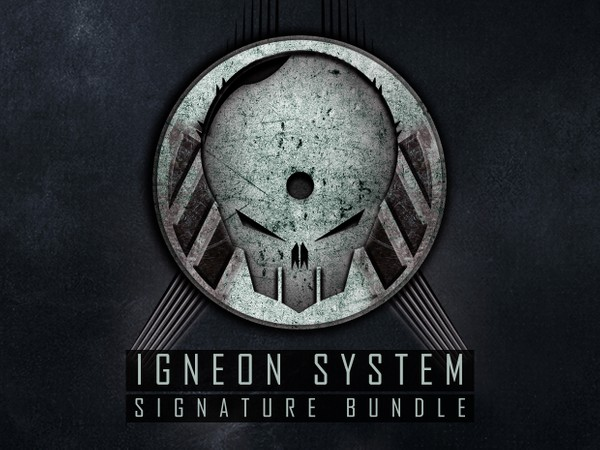 "Igneon System ""Signature Bundle"" (Serum Soundbank + Samplepack)"