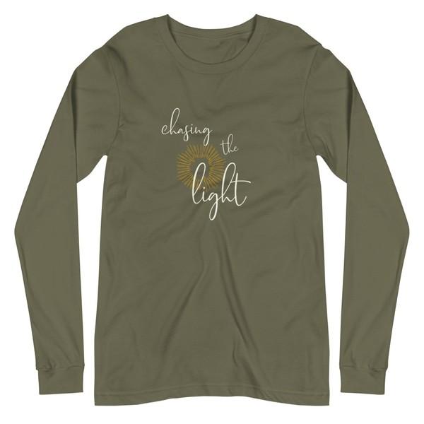 Chasing the Light Long Sleeve T-Shirt