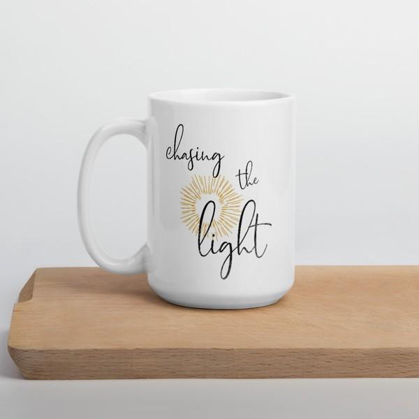 Chasing the Light Mug