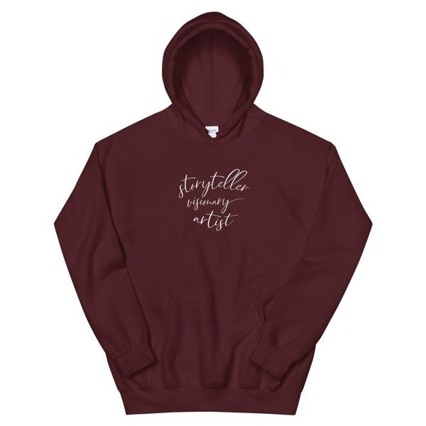 Storyteller, Visionary, Artist Sweatshirt
