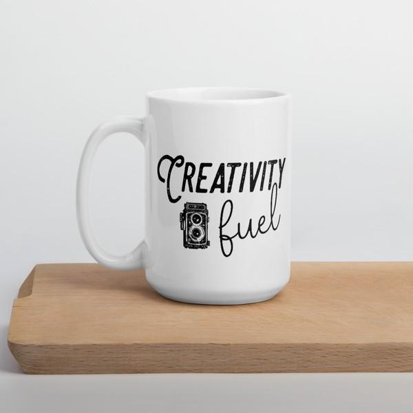 Creativity Fuel Mug