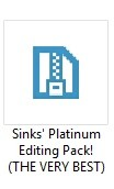 Sinks' Platinum Editing Pack!!