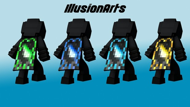 Free] Epic Minecraft Labymod-Capes by IllusionArts
