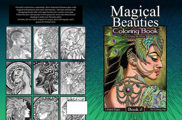 Magical Beauties Book 2