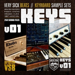 Very Sick Keys Vol. 1