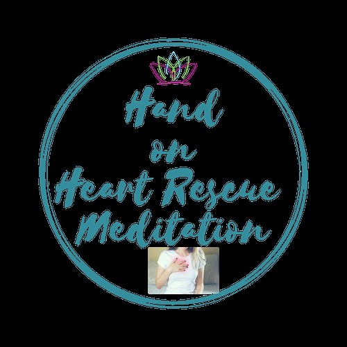 Hand on Heart Rescue Meditation