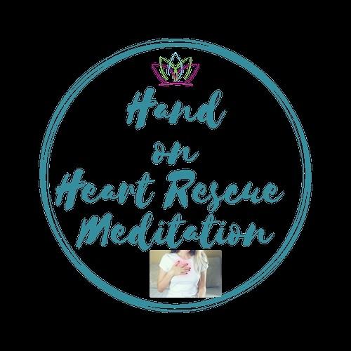 Hand on Heart Rescue Meditation