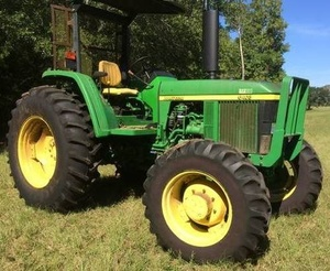 John Deere 6403, 6603 (USA and Canada) Tractors Diagnosis and Tests Service Manual (tm6025)
