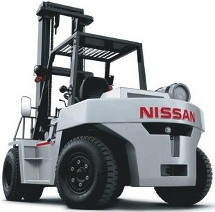 nissan 50 forklift parts manual