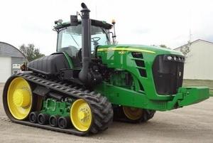 John Deere 9430T, 9530T, and 9630T Tracks Tractors Service Repair Manual (TM2268)
