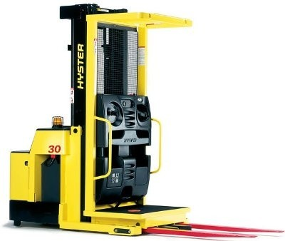 Hyster Electric Reach Truck D174 Series: R30XMS2 Workshop Service Manual