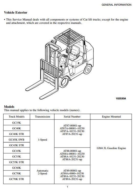 Caterpillar Forklift Wiring Diagram - Information Of Wiring Diagram •