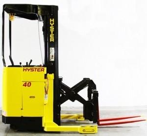 Hyster Electric Reach Truck D138 Series: N40FR, N45FR, N50FA Spare Parts List (EPC)