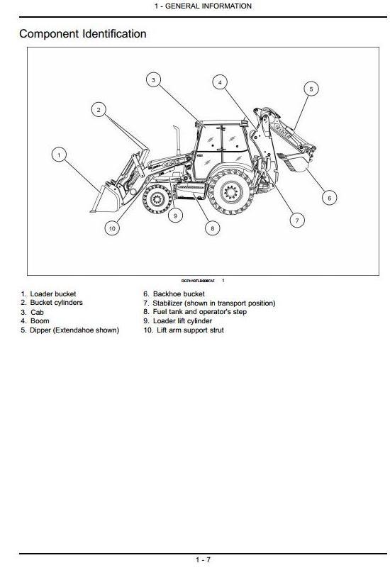 case backhoe loader 580n 580sn 580sn wt 590sn oper rh sellfy com case 580sn service manual case 580sn operator's manual