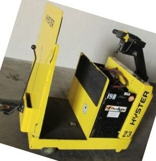Hyster Towing Tractor E142 Series: T5XT Spare Parts List, EPC