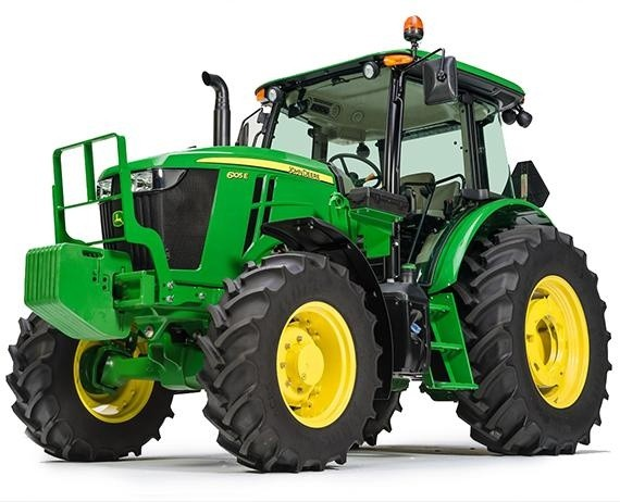 John Deere 6105E, 6120E, 6135E (Final Tier IV) Tractors Diagnosis & Tests Service Manual (TM608519)