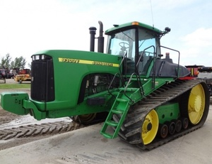 John Deere 9300T, 9400T, 9320T, 9420T, 9520T, 9620T Tracks Tractors Service Repair Manual (TM1782)