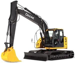 John Deere 135D RTS Excavator Service Repair Technical Manual  (TM10743)