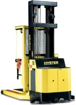 Hyster Electric Reach Truck G118 Series: R30XM2, R30XMA2, R30XMF2 Spare Parts List