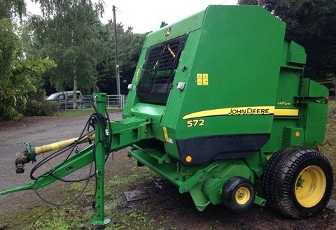 572 582 and 592 hay and forage round balers all inclu