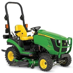 John Deere 1023E and 1025R Compact Utility Tractor Operator's Manual (from Dec 2012) OMLVU25848