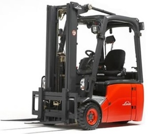Linde Electric Lift Truck 386 EX Series: E14 EX, E16 EX, E18 EX, E20 EX Workshop Service Manual