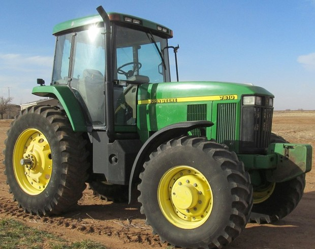 John Deere 7610, 7710 and 7810  USA Tractors Diagnosis and Tests Service Manual (TM2030)