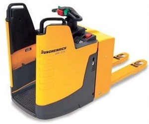Jungheinrich Electric stacker Type ERE K20 (03.2005-10.2012) Workshop Service Manual