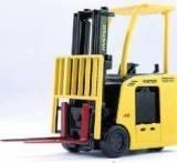 Hyster Electric Forklift Truck Type A219: E30HSD, E35HSD, E40HSD Spare Parts List