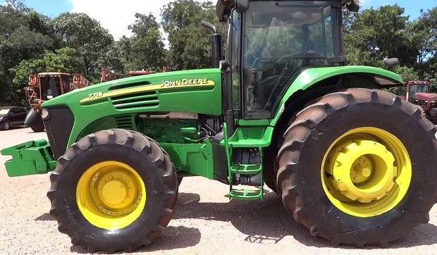 John Deere 7715 and 7815 Tractors Operation and Test (Diagnosis) Service Manual (TM2516)