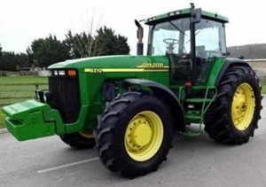 John Deere 8110, 8210, 8310 and 8410 Tractors Operation and Tests Service Manual (tm1797)
