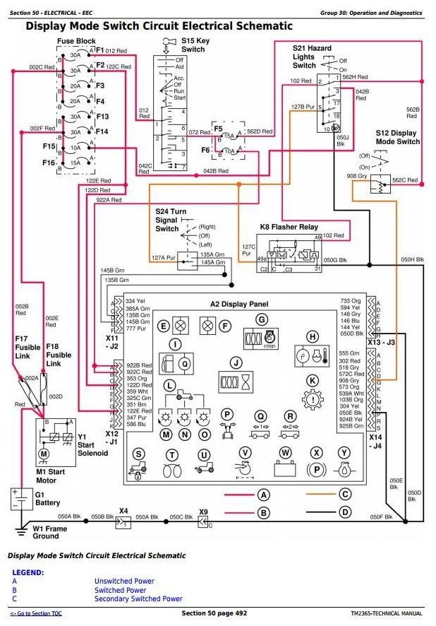 john deere 3520 electrical schematics wiring diagram for light rh prestonfarmmotors co