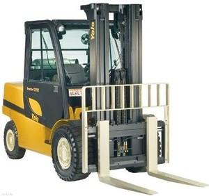 Yale Forklift F813 Series: GP/GLP/GDP-080VX/090VX/100VX/110VX/120VX Workshop Service Manual